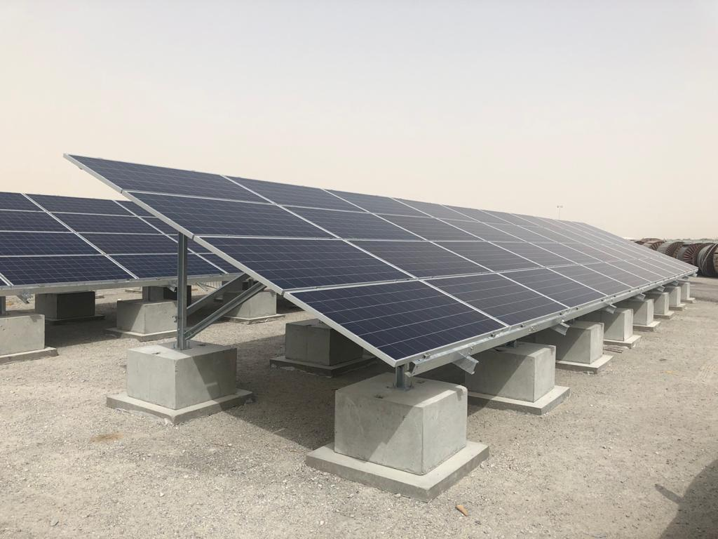 Al Ain UAE 81.6 kW Project
